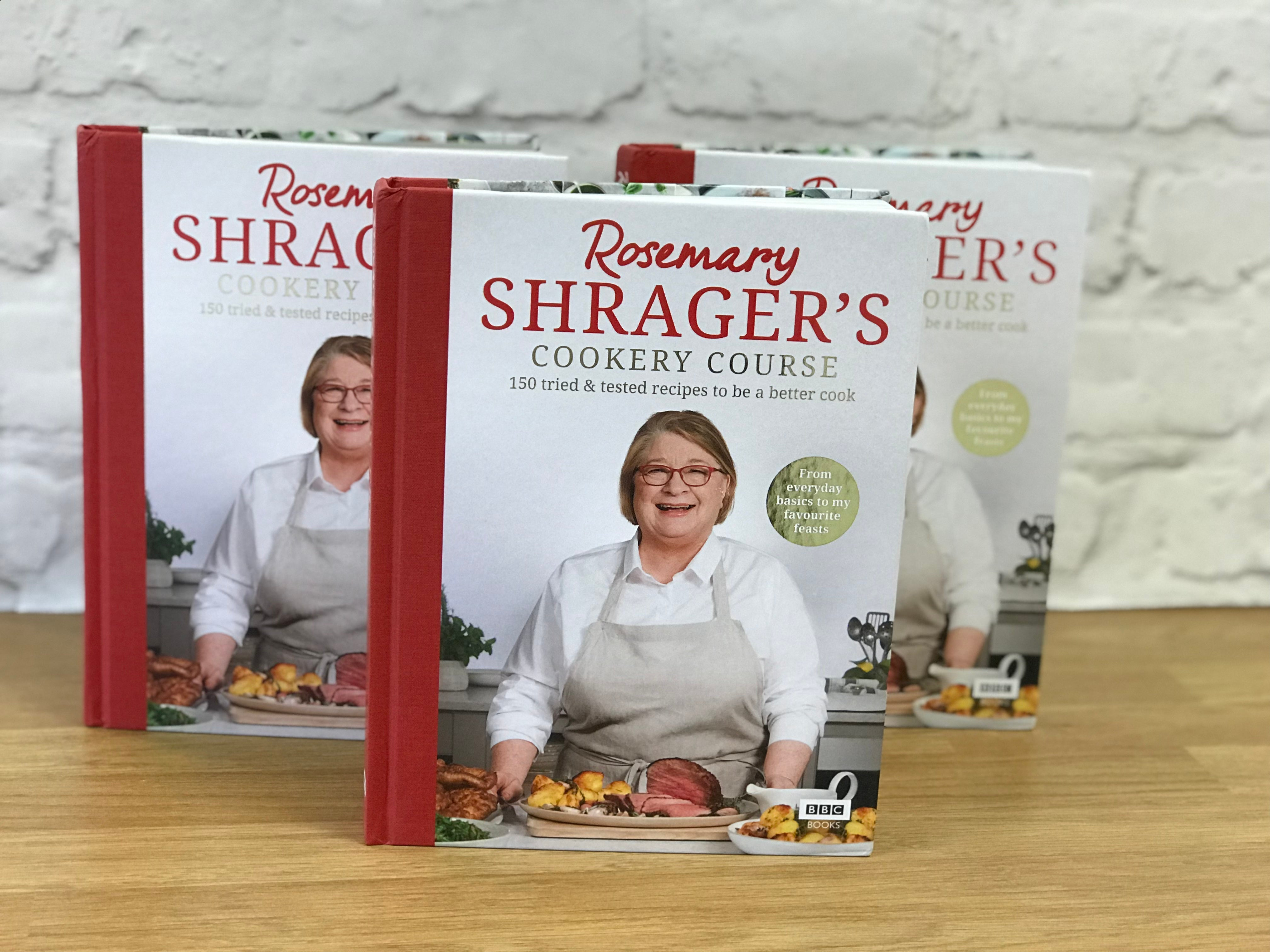 5 Minutes With Rosemary Shrager