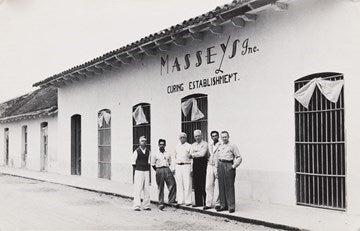 image of the original Nielsen-Massey team