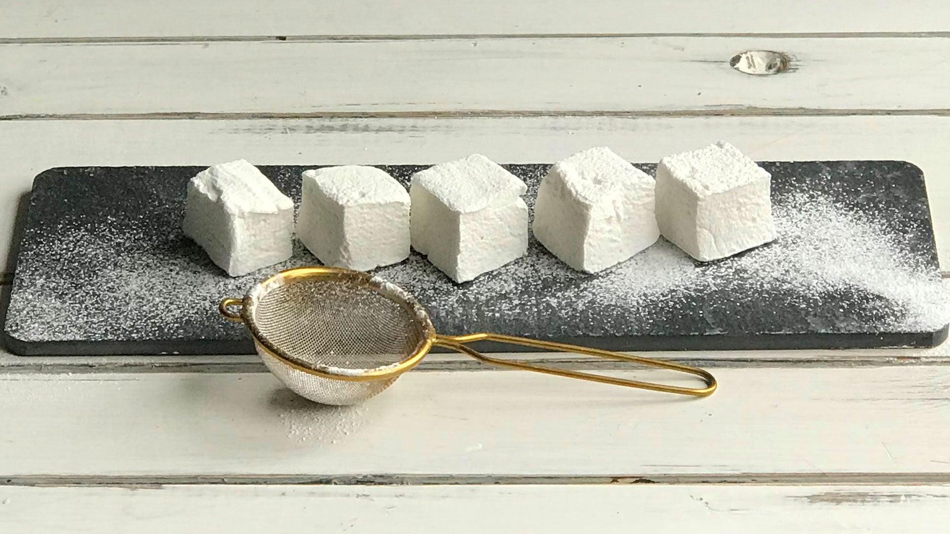 Gin & Tonic Marshmallows