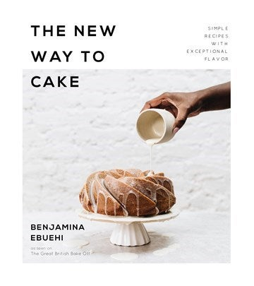 The new way to cake recipe book cover