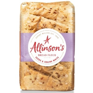 Allinson's seed and grain flour