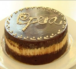Gateaux Opera