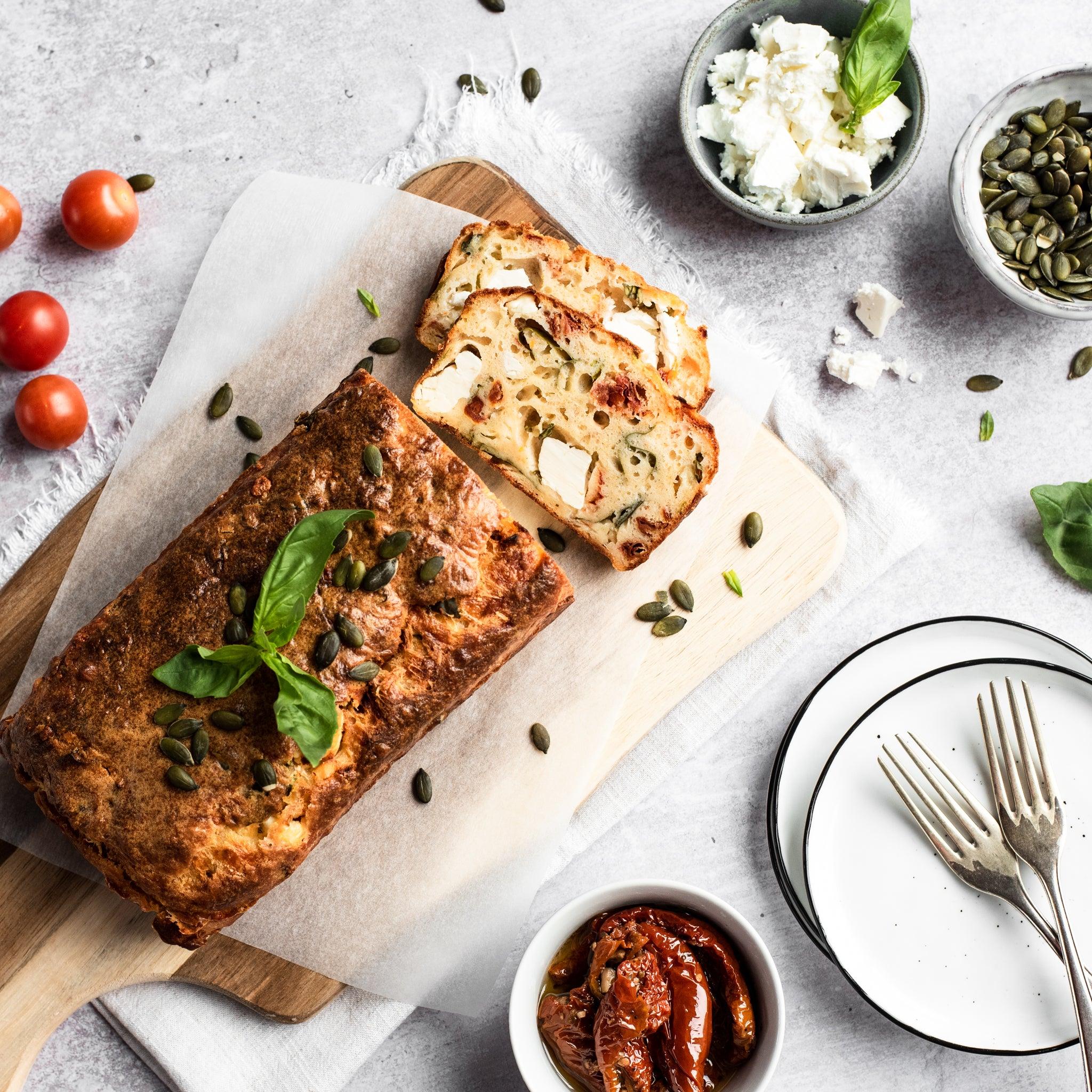 Feta & Tomato Loaf
