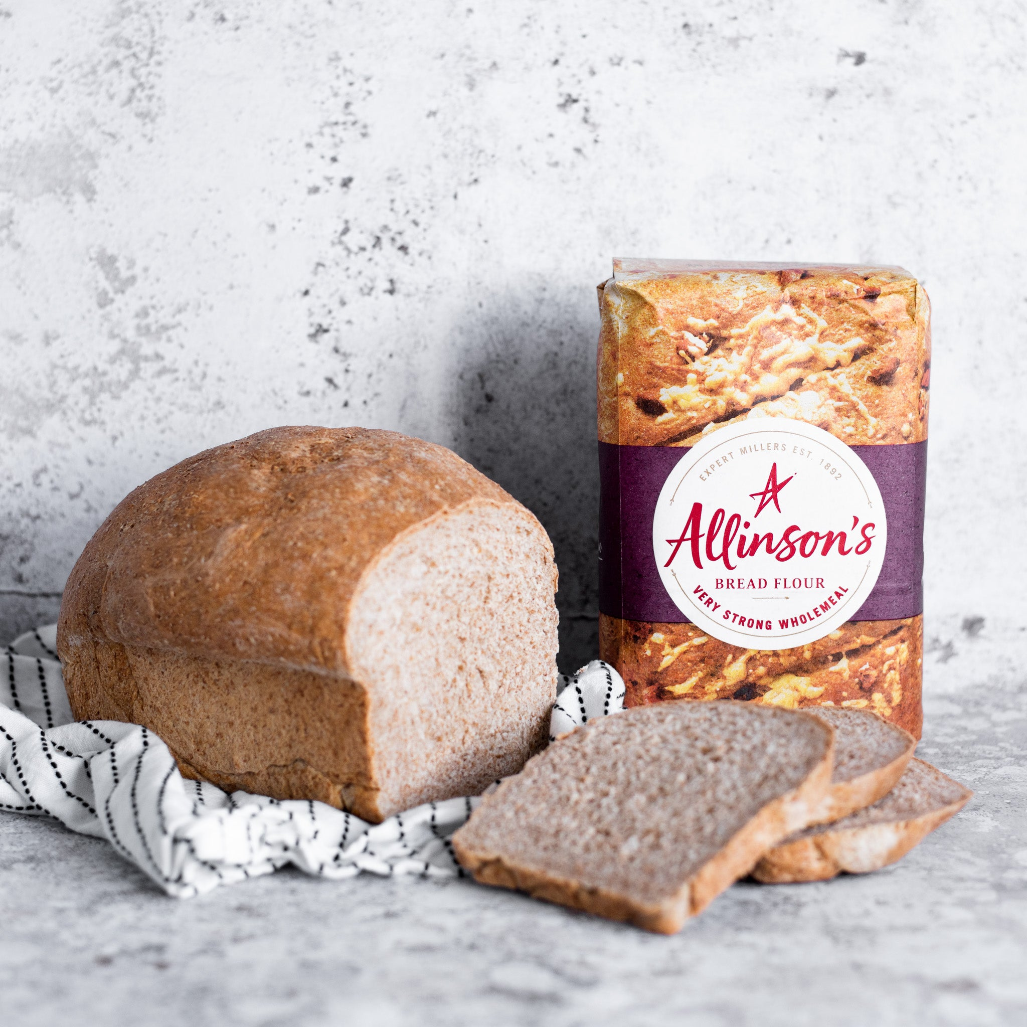 Classic Wholemeal Bread