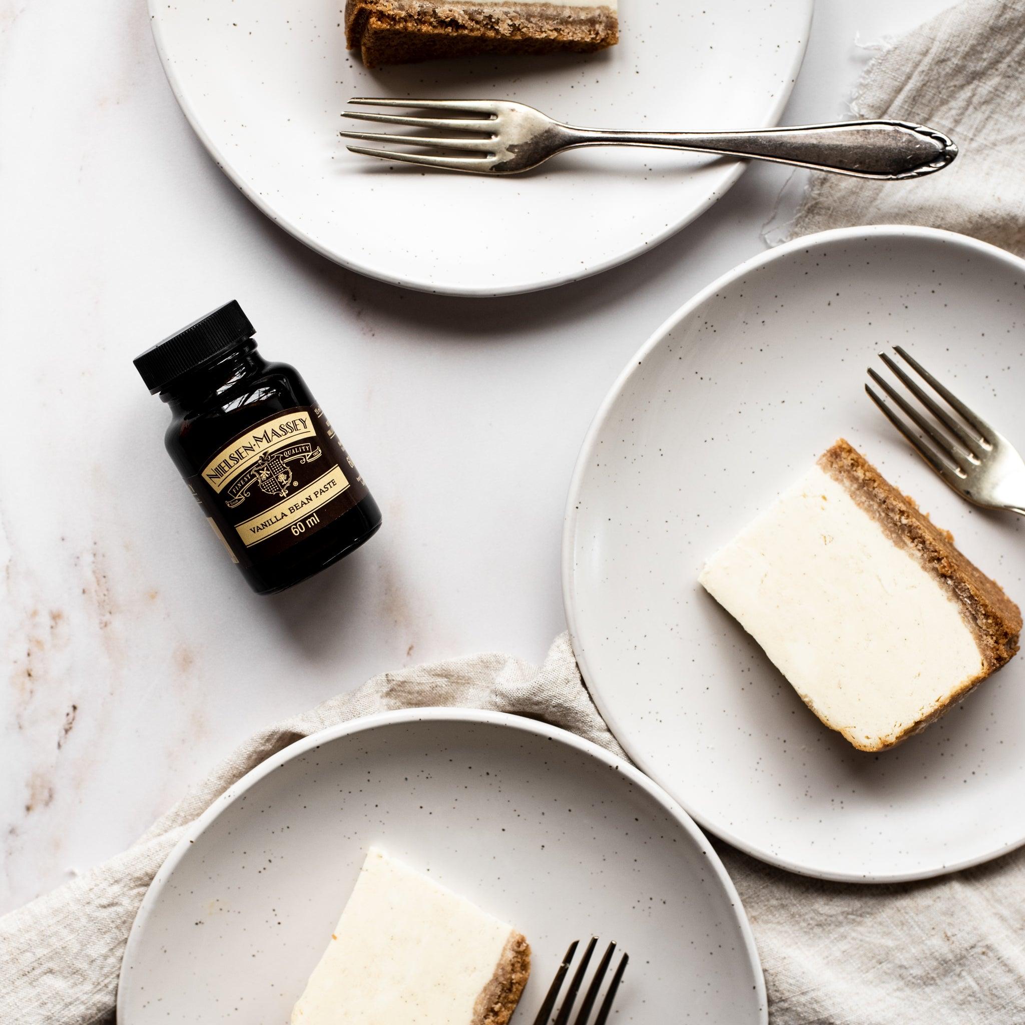 Baked Vanilla Cheesecake Recipe