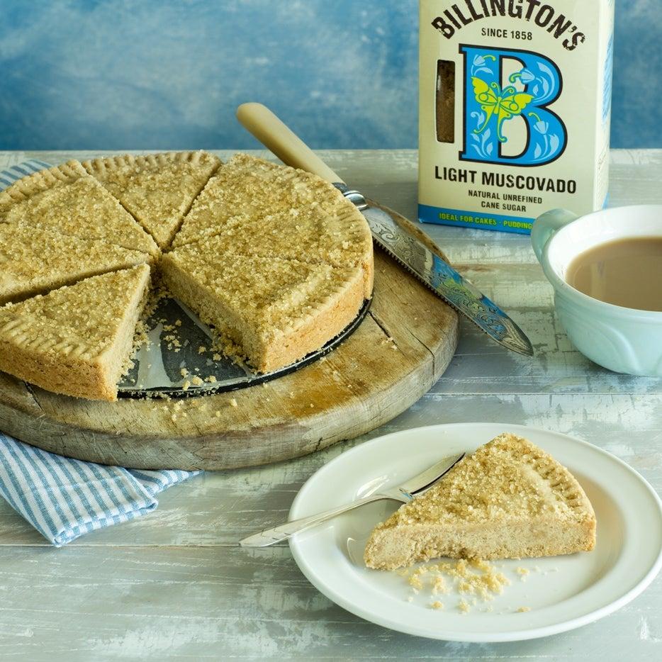 Light Muscovado Vanilla Shortbread