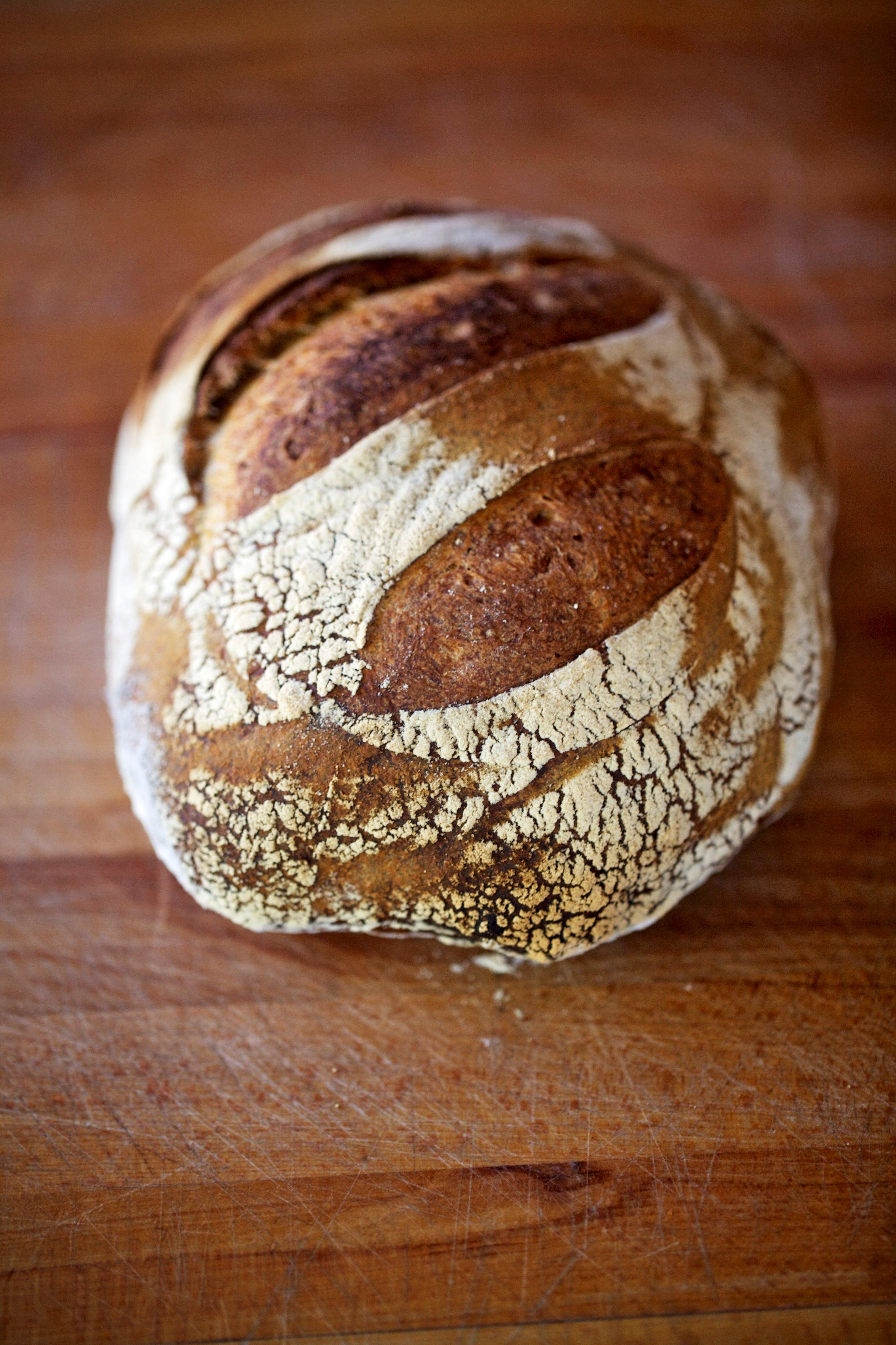 San Francisco sourdough style bread