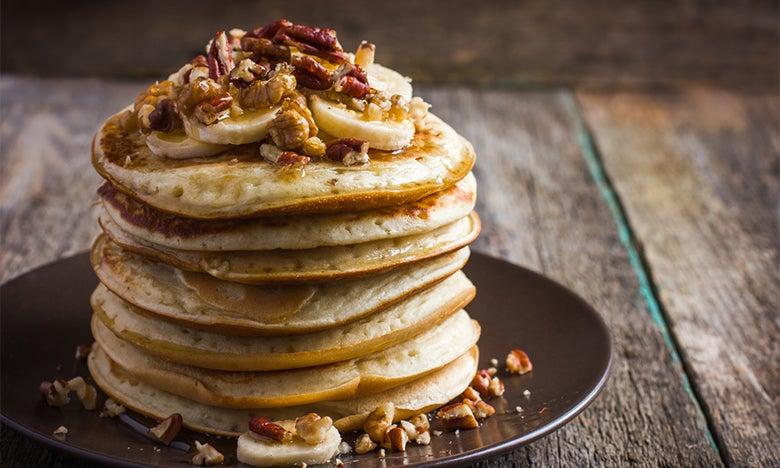 Pancakes & Crepe Batters