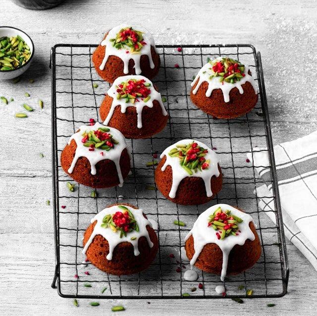 Welsh Honey Cakes