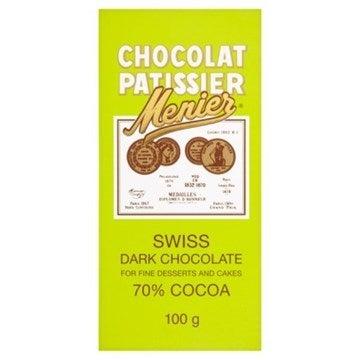 Menier chocolate bar