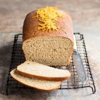 Ginger & Orange Loaf