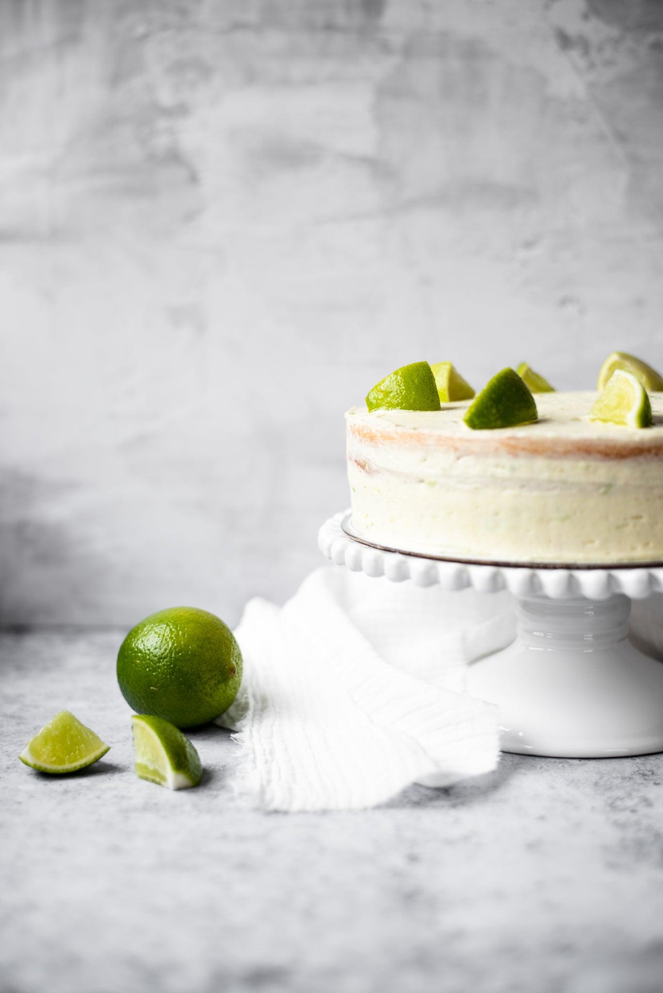 Gin & Tonic Cake