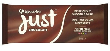 Kinnerton chocolate bar