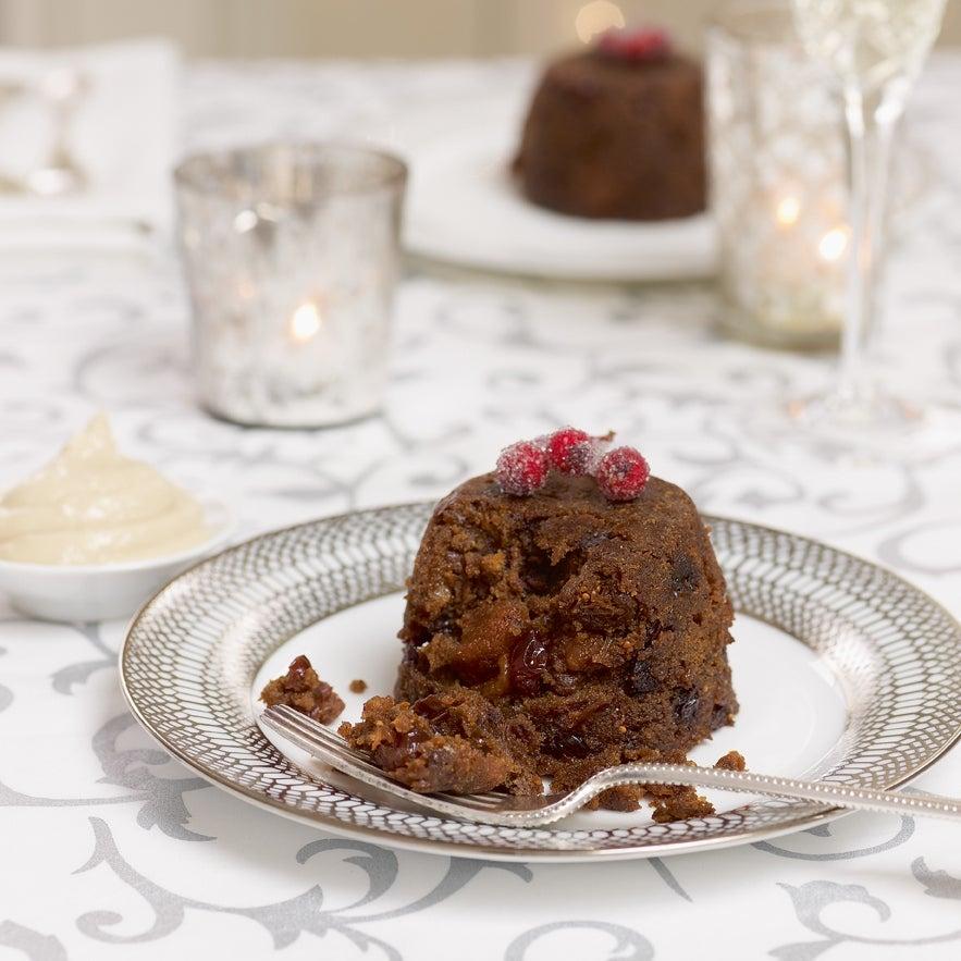 Last Minute Christmas Pudding