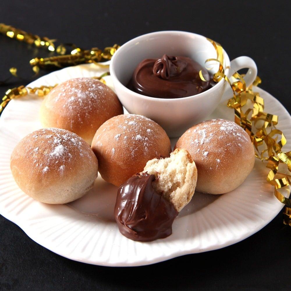 Chocolate Dough Balls