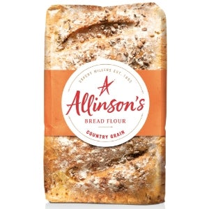 Allinson's country grain flour