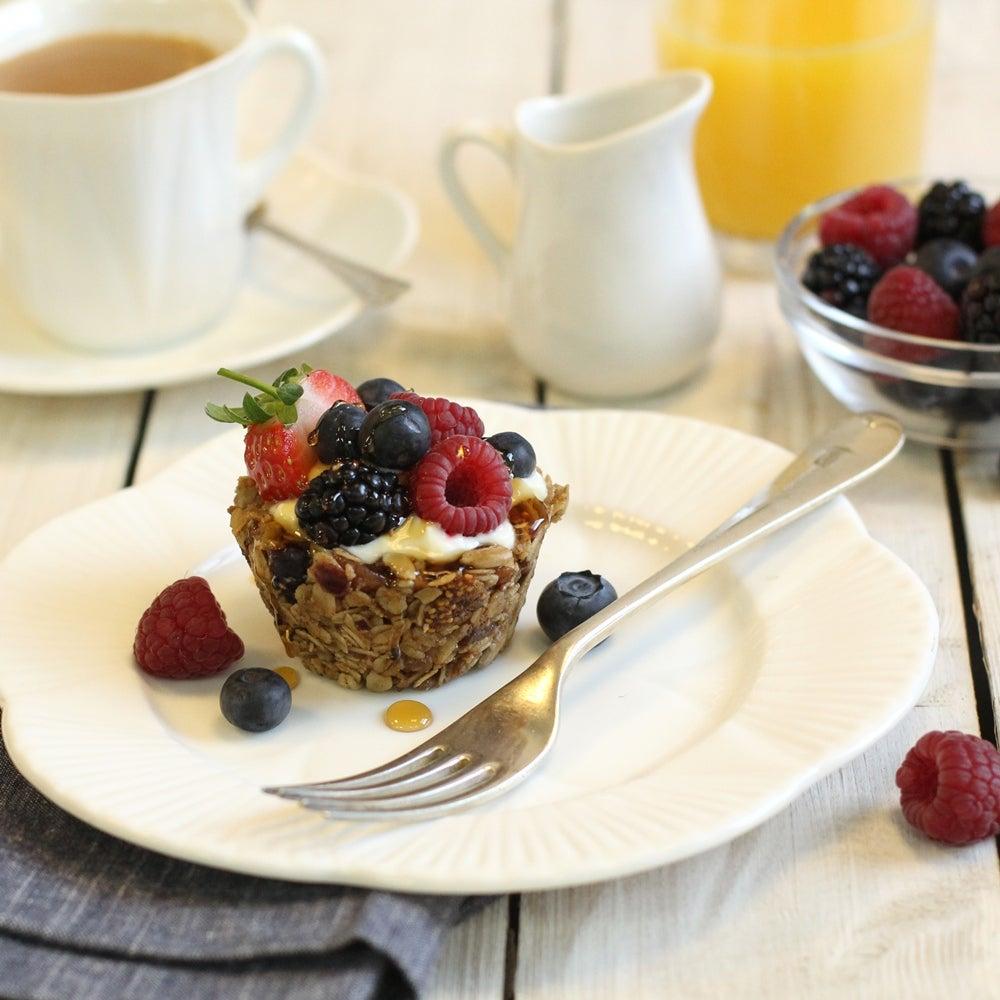 Granola Breakfast Cups