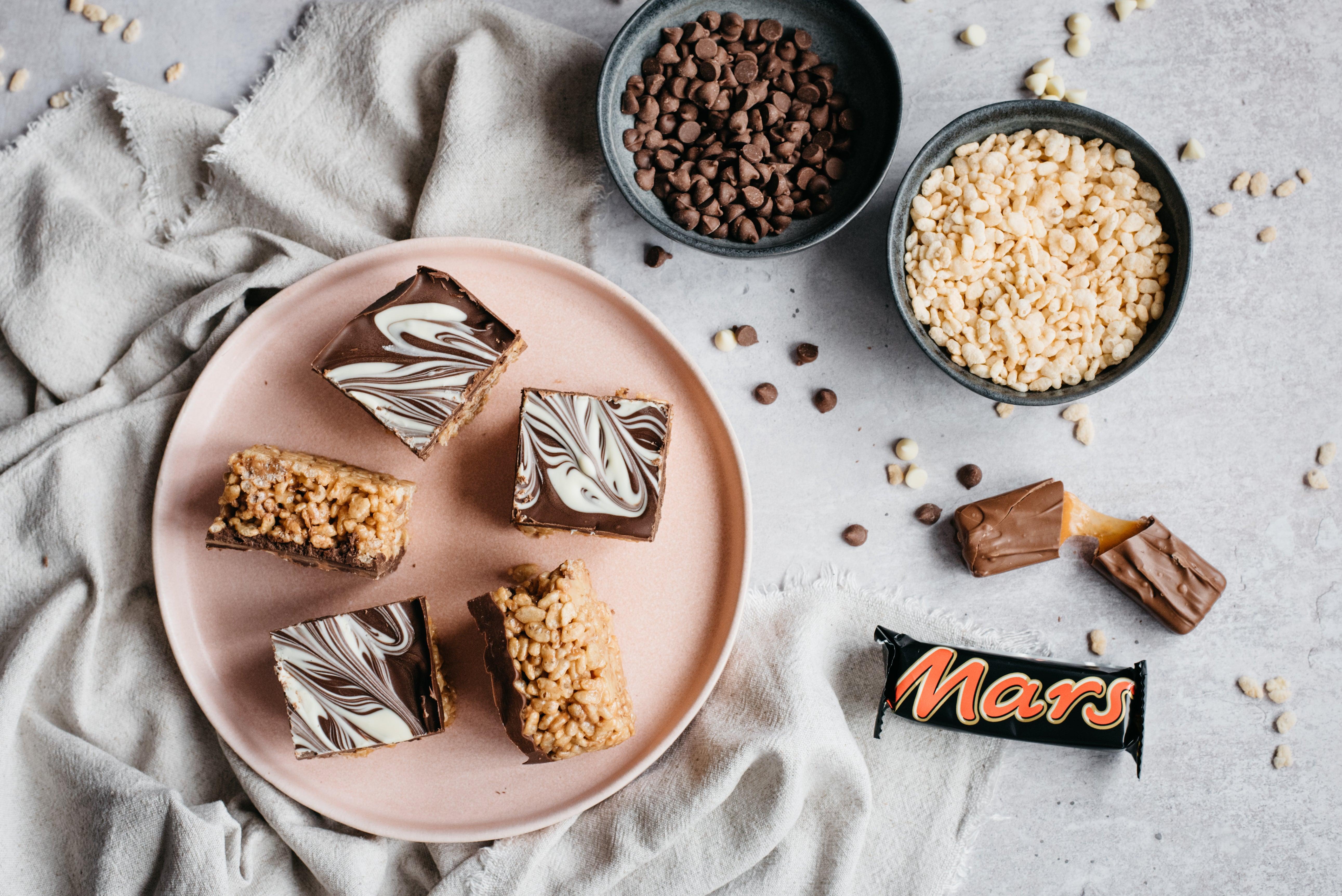 Mars Bar Cakes