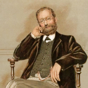portrait of thomas allinson