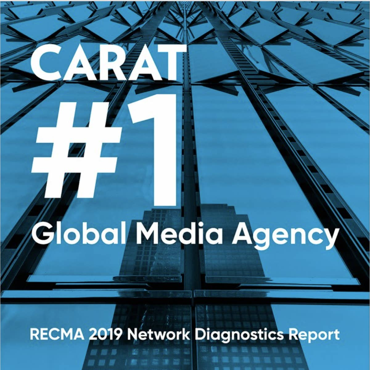 Carat retains #1 position globally in RECMA qualitative diagnostics report
