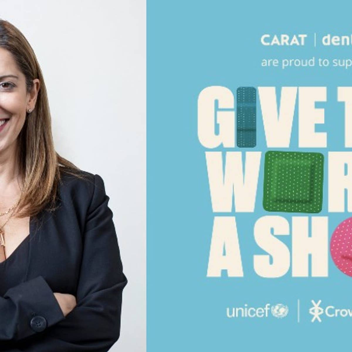 Dentsu, Carat join NAB, Westpac in global UNICEF push for equal access to vaccines