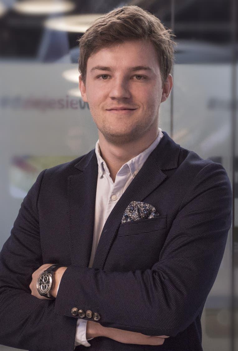Przemek Pichlak, Senior Media Performance Manager
