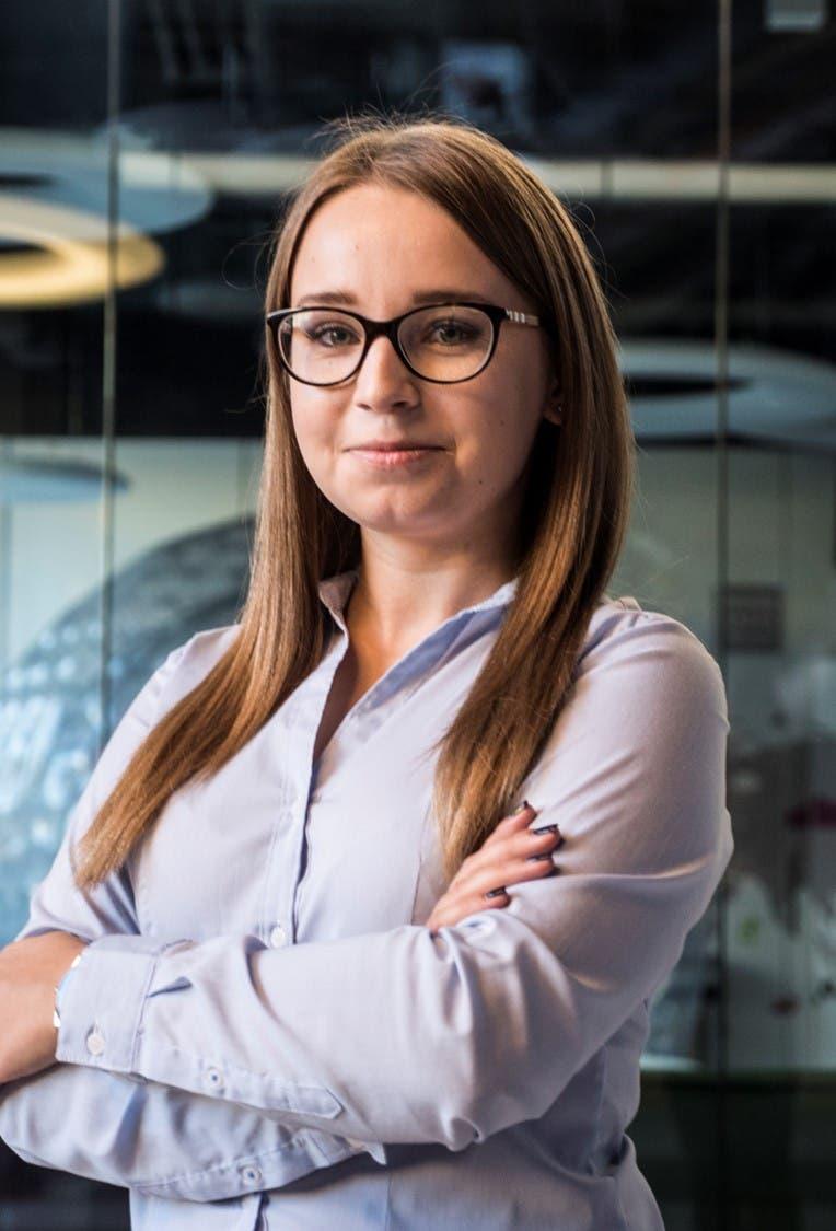 Weronika Szczepanik, Senior Digital Project Manager