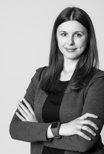 Patrycja Kościołowska, Digital Strategy Manager
