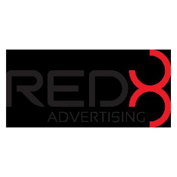 Red8 Adv logo