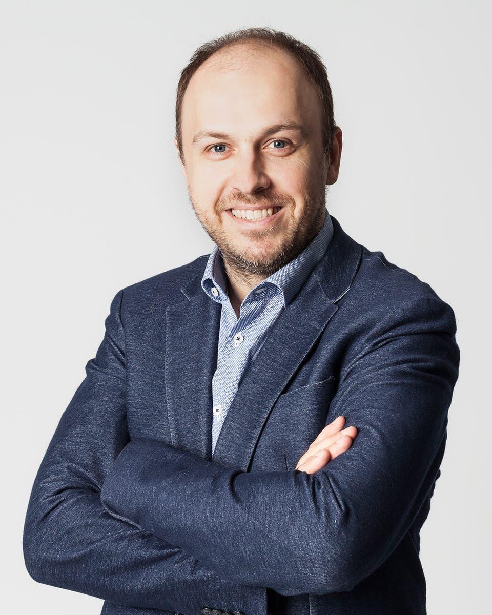 Krzysztof Mocek, Head of Creative LOB, dentsu Polska