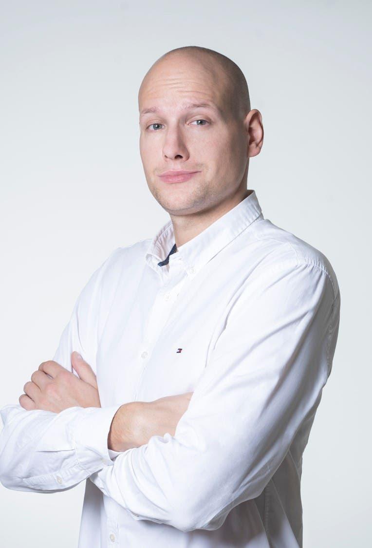 Roman Dudziński, Digital Strategy Director