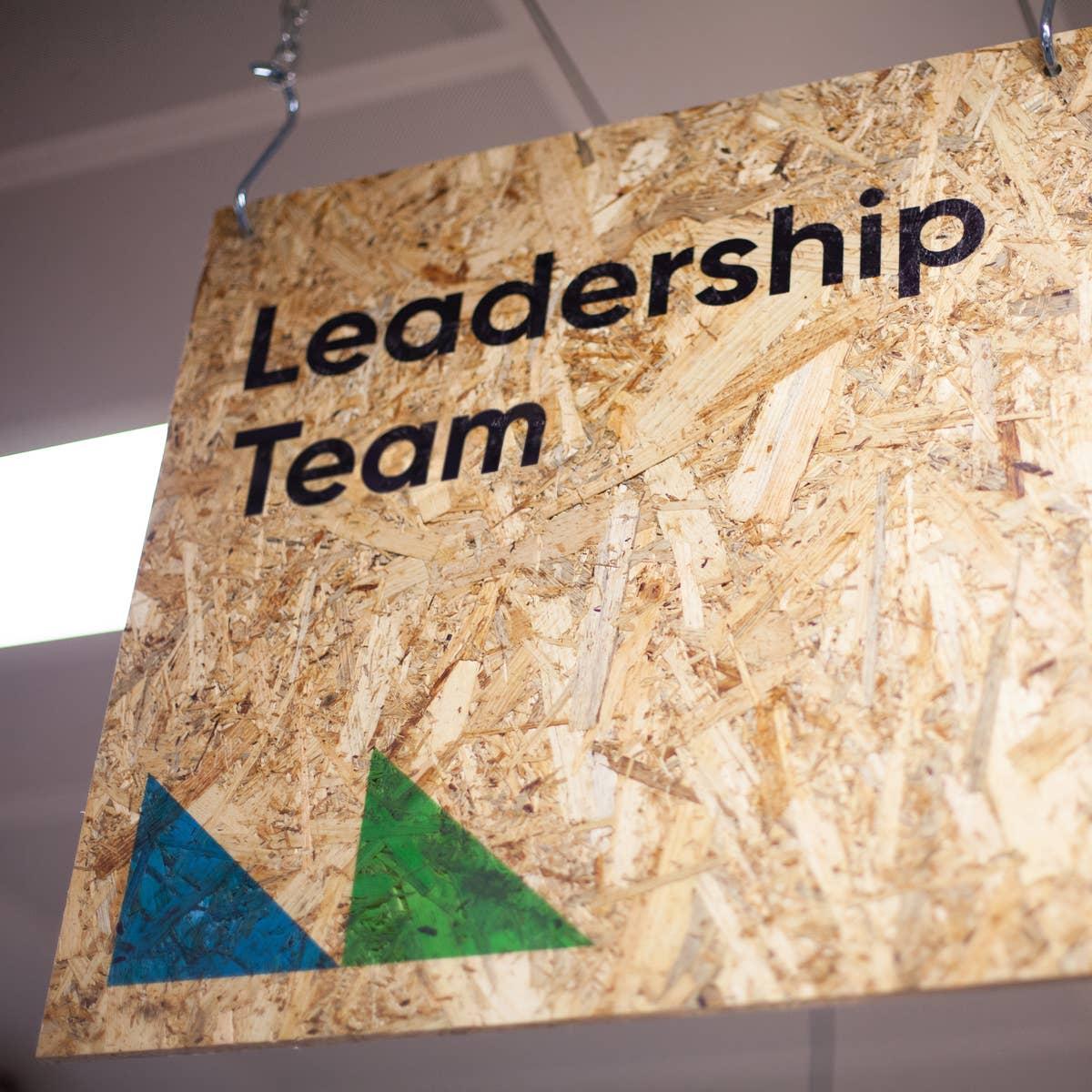Meet our Leadership Team.