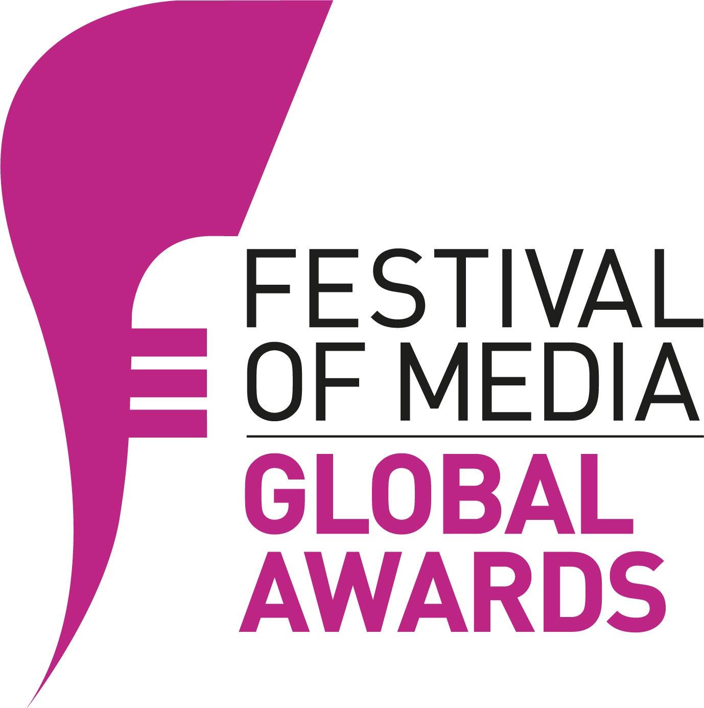 Festival of Media Global Awards 2021