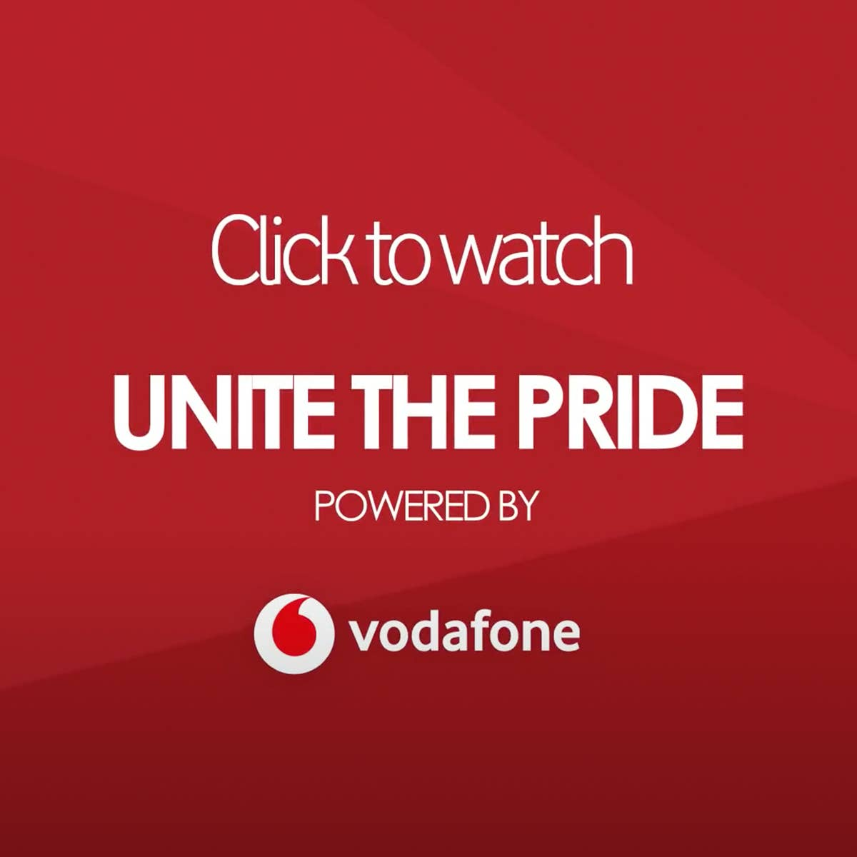 #UnitethePride with Vodafone's sponsorship of The British & Irish Lions