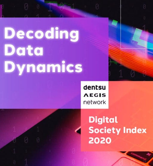 Digital Society Index 2020 - Decoding Data Dynamics