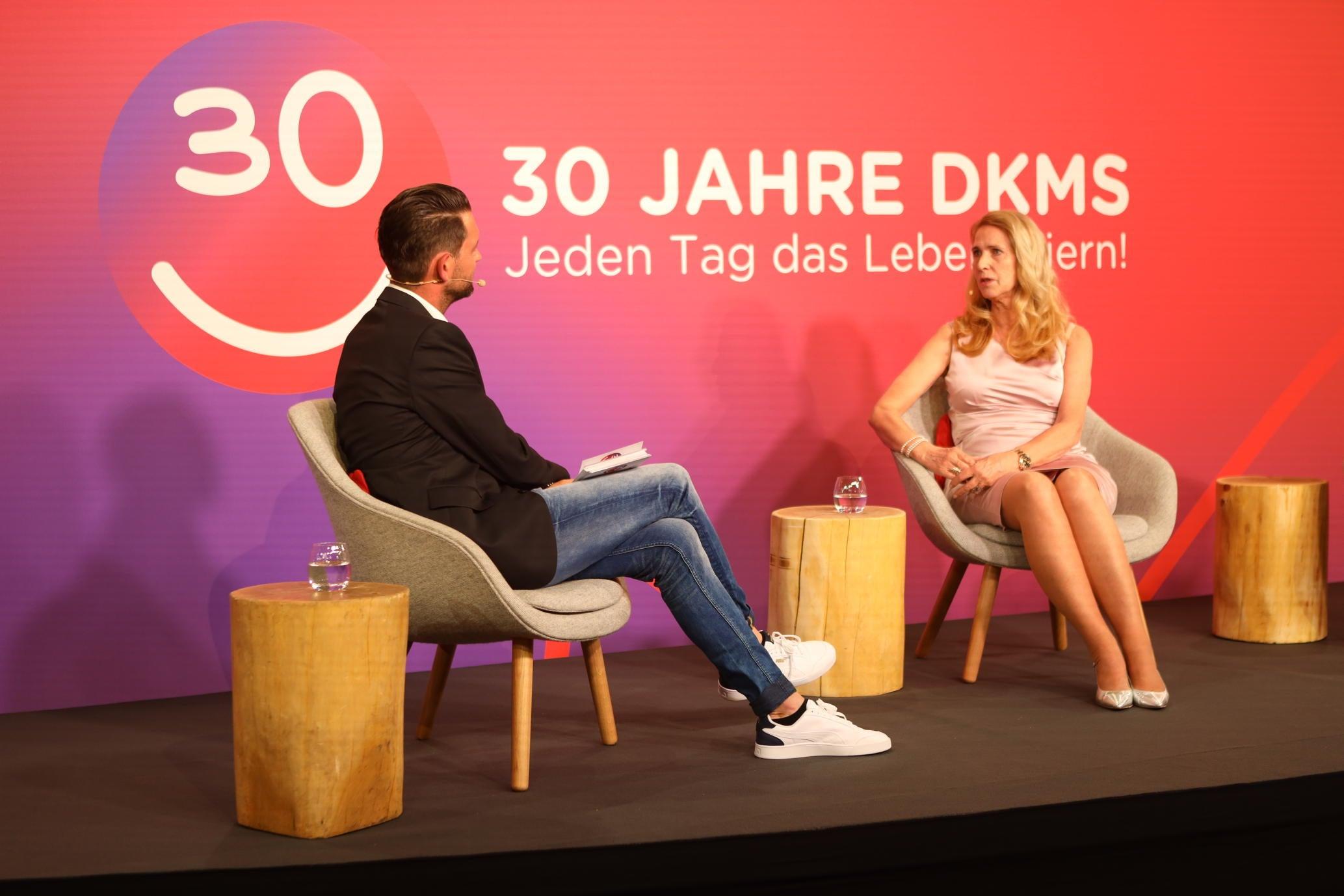 Matthias Killing im Gespräch mit Global CEO Dr. Elke Neujahr