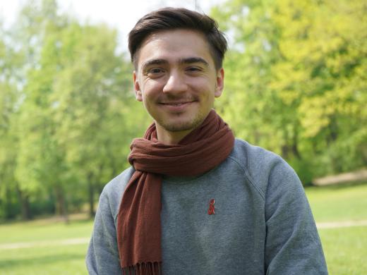 Schauspieler Ivo Kortlang engagiert sich als Unterstützer für die DKMS