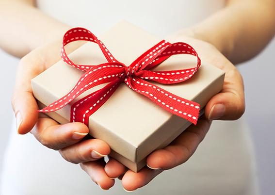 Spenden statt Geschenke