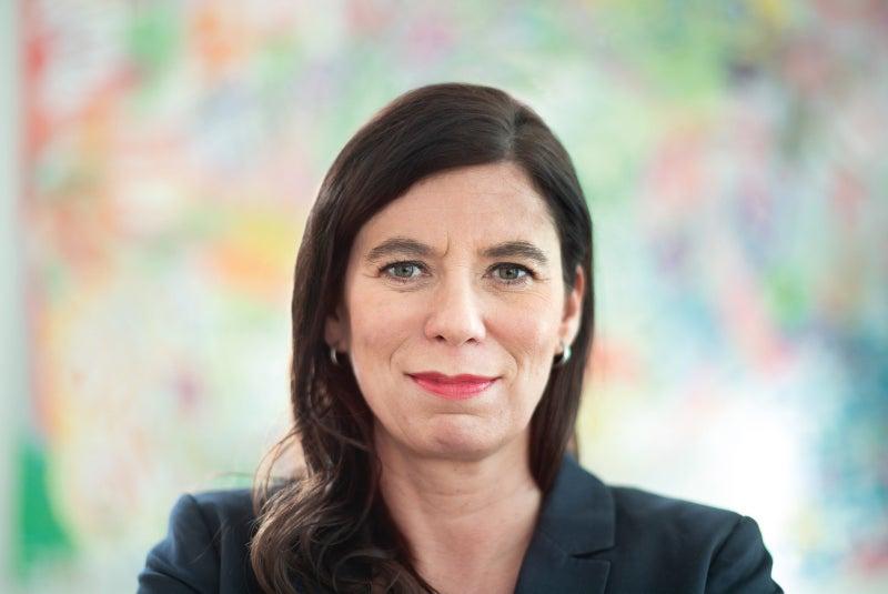 Sandra Scheeres; Foto: Reto Klar