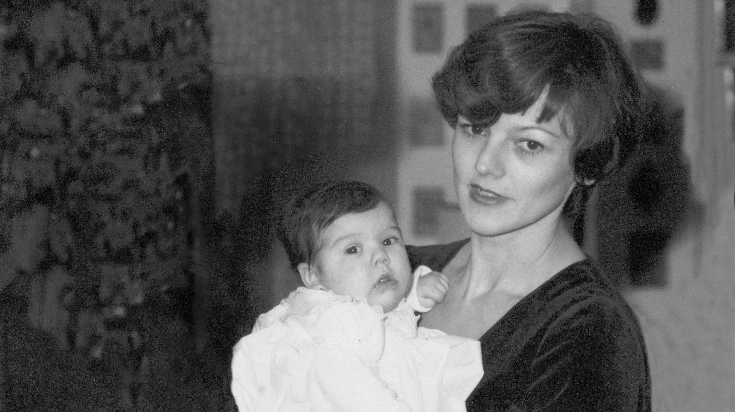 Mechtild Harf mit Tochter Katharina