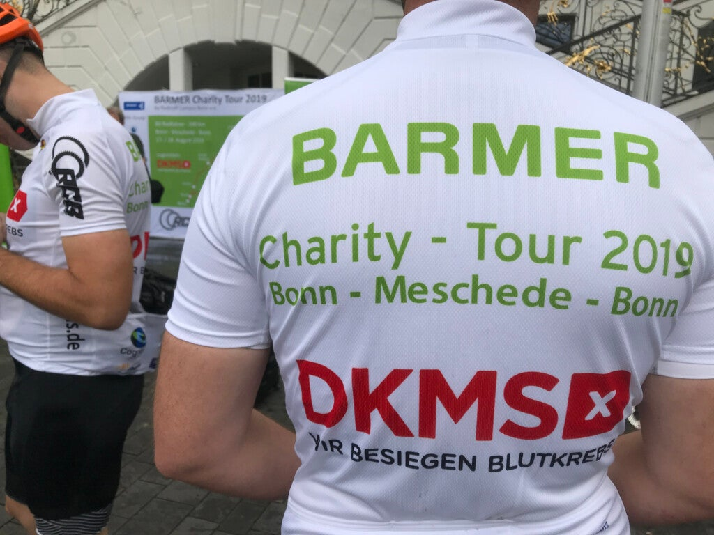 Barmer Charity-Tour