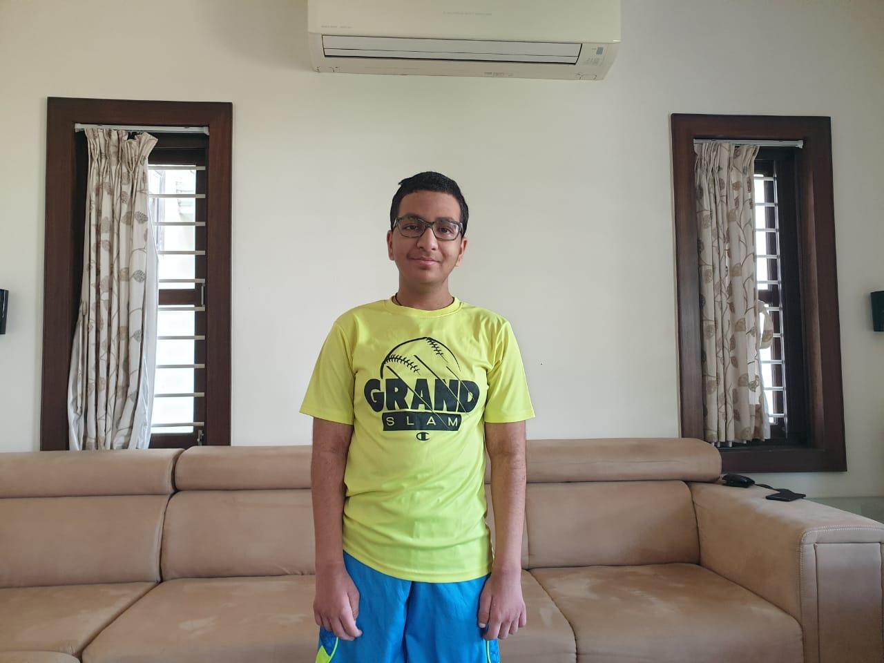 Maheer ist mittlerweile 15 Jahre alt