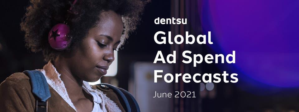 Global Ad Spend Forecasts: giugno 2021