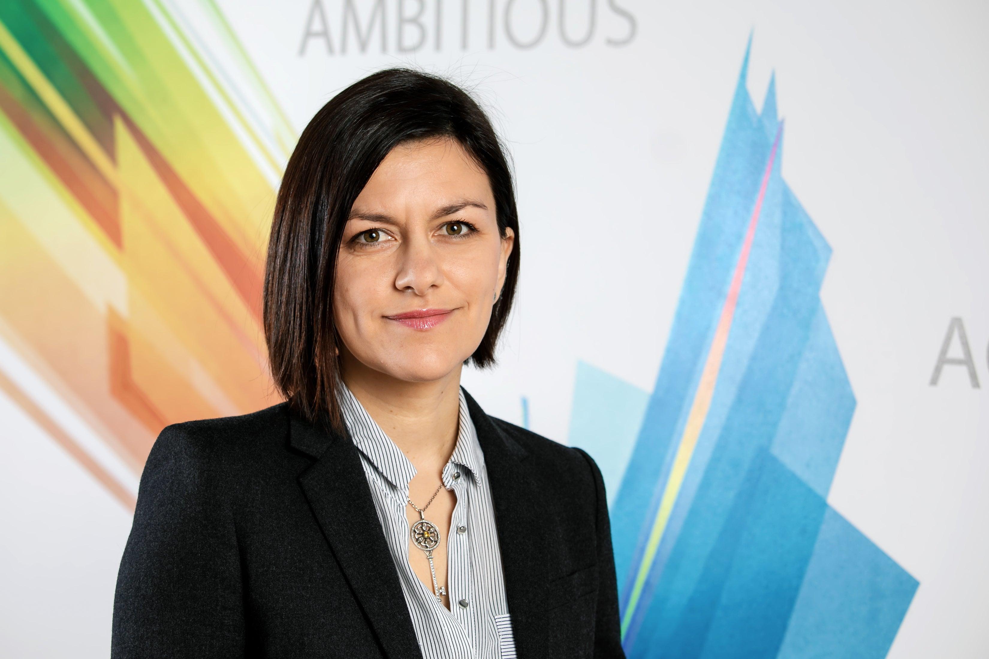 Martina Soukup, Finance Director, Dentsu Aegis Network Croatia