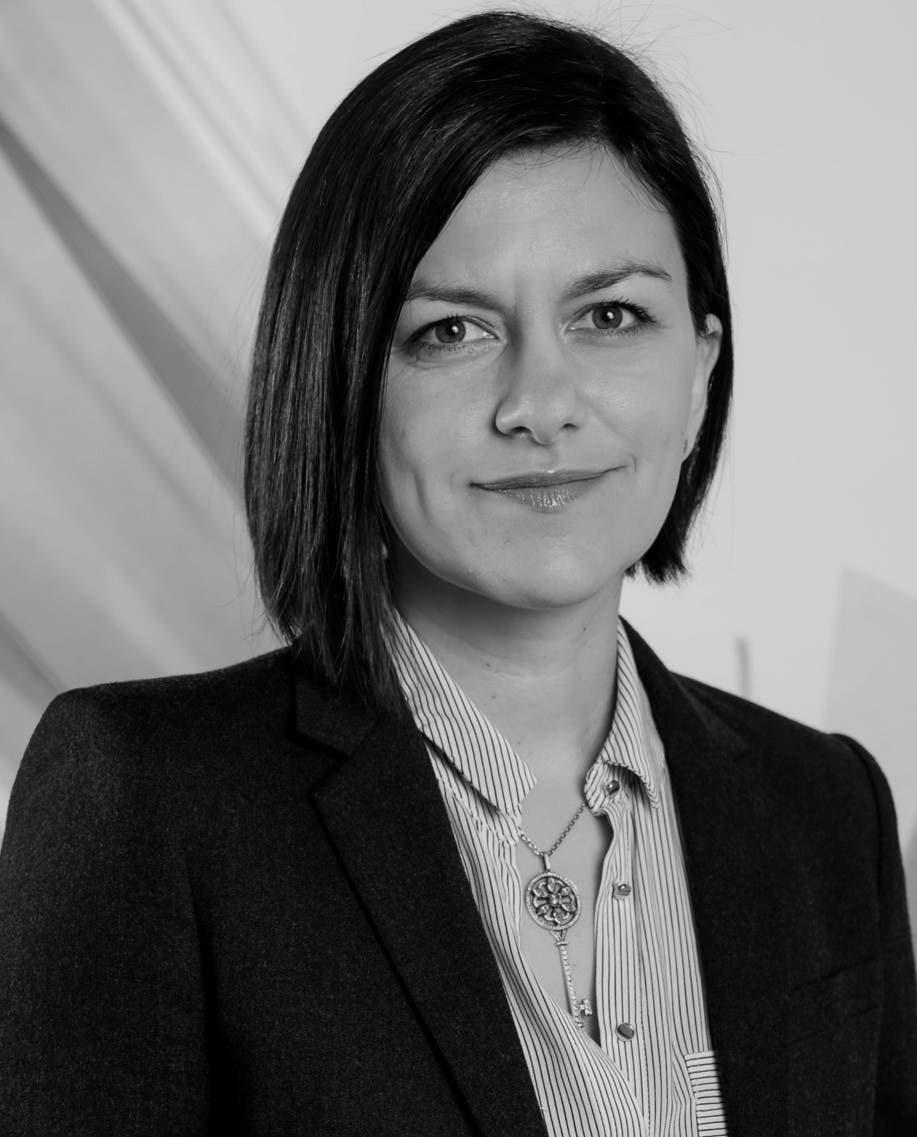 Martina Soukup, Finance Director, dentsu Croatia
