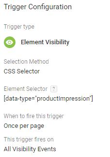 gtm custom trigger configuration