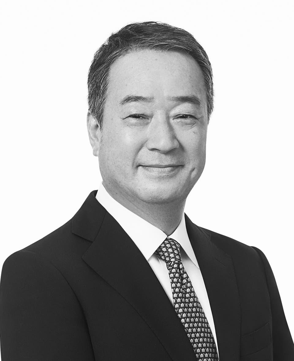 Head and Shoulders profile of Hiroshi Igarashi