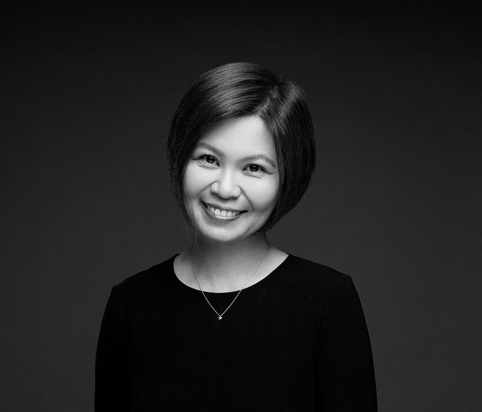 Jean Lin,  Global CEO, Creative and Global Executive Chairman, Isobar