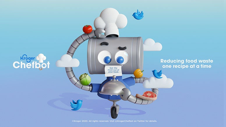Reducing food waste with Chefbot