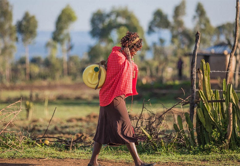 Fast forward on the journey to clean water